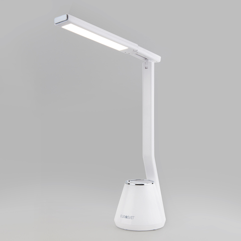 Светодиодная настольная лампа 80421/1 белый