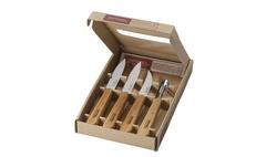 Набор кухонных ножей Opinel VRI Les Essentiels (4 штуки)