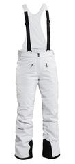 Женские горнолыжные брюки 8848 Altitude Poppy 606552 белые