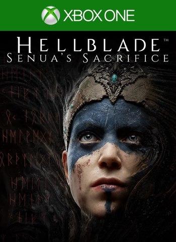 Microsoft Xbox One Hellblade: Senua's Sacrifice (русская версия)