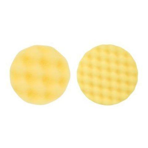 3М Желтый поролоновый полировальник