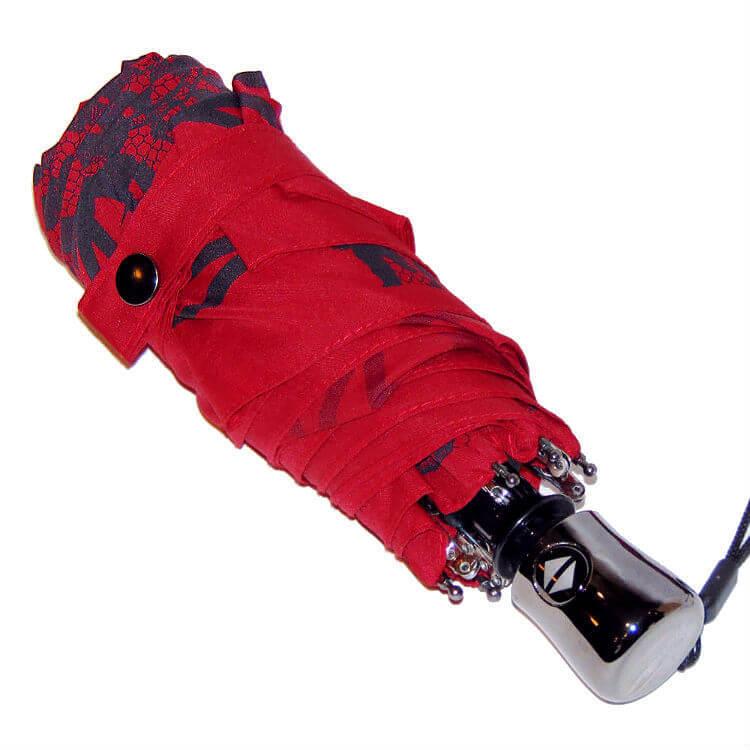 Зонт мини Chantal Thomass 421-2 Dentelle rouge