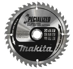 Диск Makita, для демонтажных работ 185*30*2 мм /20