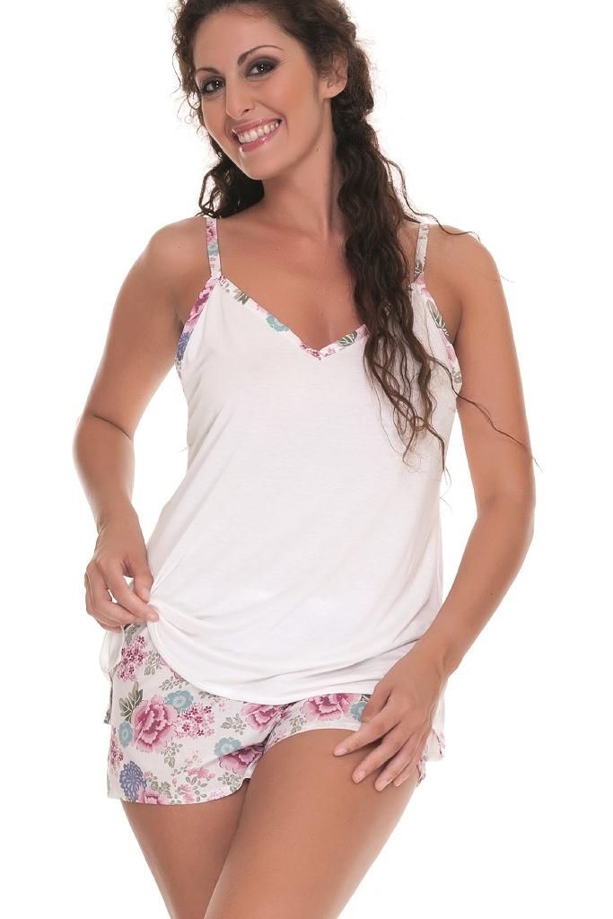 Ночной комплект с шортами DolceVita