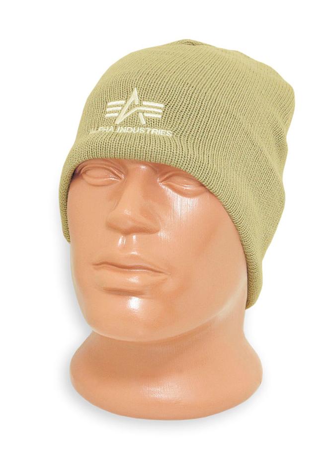Шапка - Knit Cap (хакки)
