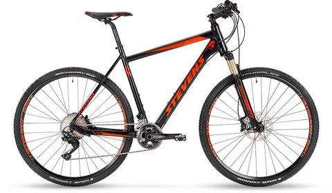 Велосипед Stevens 8X SX Race Disc (2016) купить в Интернет-магазине Ябегу по специальной цене