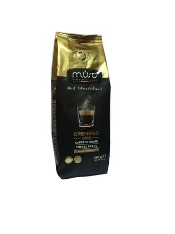 Кофе в зернах Must Cremoso 250 гр