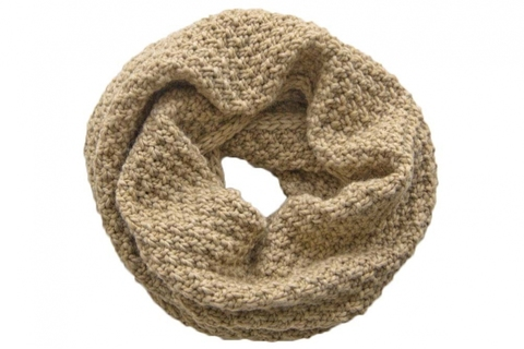 Снуд 0101 SNUDY LARGE YARN ART-1453SC COL-1O63