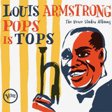 Louis Armstrong / Pops Is Tops: The Verve Studio Albums (4CD)