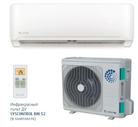 Systemair SYSPLIT WALL SMART 24 V4 HP Q
