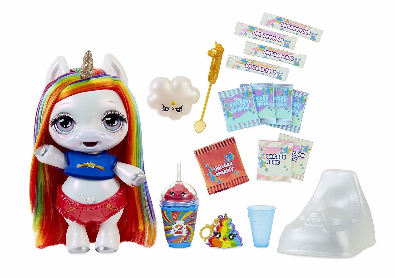 Игровой набор-слайм Poopsie Surprise Unicorn Единорог (радужная или розовая) от MGA Entertainment