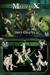 Open Graves. Nicodem Box Set