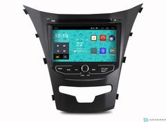 Штатная магнитола 4G/LTE с DVD для Ssang Yong Actyon 13+ на Android 7.1.1 Parafar PF355D