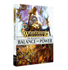 The Realmgate Wars: Balance of Power (hardback)