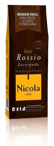 NIKOLA ROSSIO кофе молотый 250 гр.