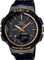 Наручные часы Casio Baby-G BGS-100GS-1A с шагомером