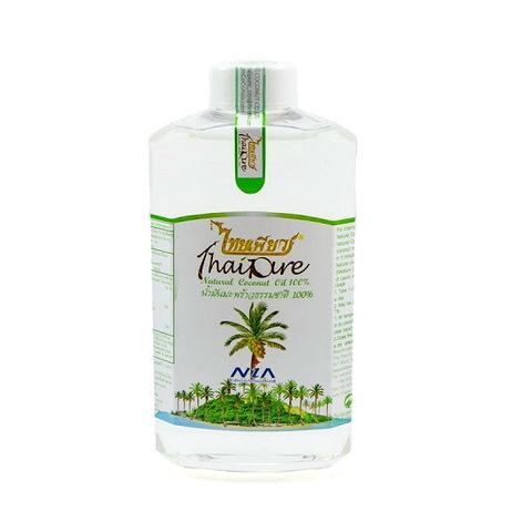 Нерафинированное кокосовое масло Thai Pure, 500мл
