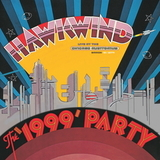 Hawkwind / The '1999' Party - Live At The Chicago Auditorium March 21 1974 (2LP)