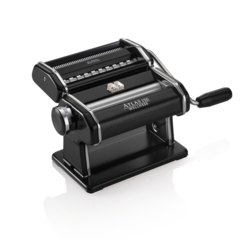 Marcato Atlas 150 mm Design Black home-made pasta machine