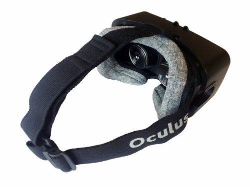 Чехол для Oculus Rift DK 2