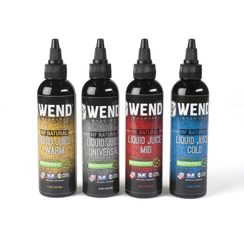 Парафин жидкий WEND Liquid Juice Cold Temp. 120 ml.