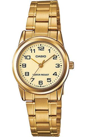 Купить Наручные часы Casio LTP-V001G-9B по доступной цене