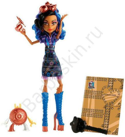 Кукла Monster High Робека Стим (Robecca Steam) - Художественный класс (Art Class), Mattel