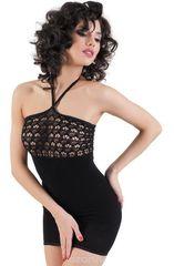 Ажурное платье Net Magic