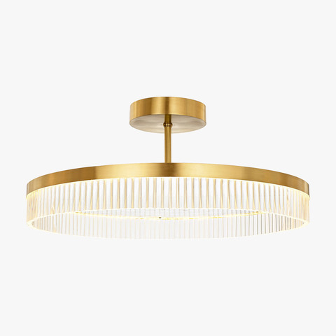 replica light BELGRAVE SQUARE CHANDELIER by BELLA FIGURA
