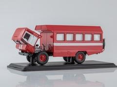 GAZ-66 KSP-2001 fire engine 1:43 Start Scale Models (SSM)