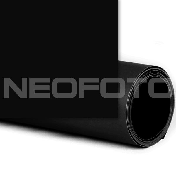 FST 100х120 пласт. черный матовый