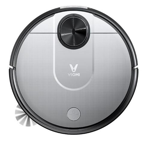 Робот-пылесос Xiaomi Viomi Cleaning robot V-RVCLM21B (черный) Global Version