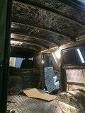 Шумоизоляция фургона