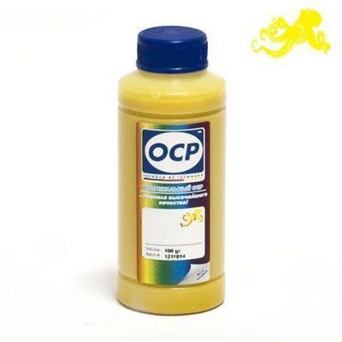 Чернила OCP YP 116 Yellow для Epson R800/R1800/R1900/R2000, 100 мл