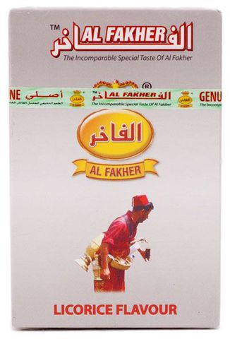 Al Fakher - Лакрица, 50 грамм