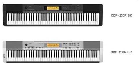 Цифровые пианино и рояли Casio CDP-230
