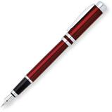 Перьевая ручка Franklin Covey Freemont Red в футляре (FC0036-3MS)