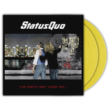 Status Quo / The Party Ain't Over Yet... (Coloured Vinyl)(2LP)