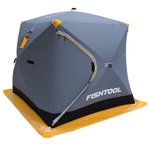 Палатка для рыбалки FishHouse 3TF с полом
