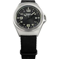 Швейцарские тактические часы Traser P59 Essential S BlackD 108637