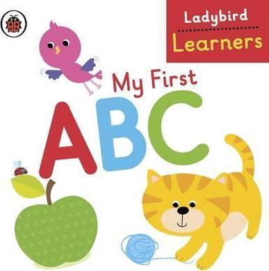 Kitab My First ABC: Ladybird Learners | Ladybird