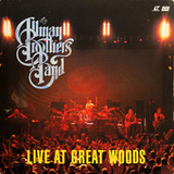 The Allman Brothers Band / Live At Great Woods (LD)