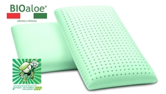 Ортопедическая подушка BIO aloe SAPONETTA