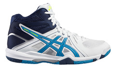 Мужские кроссовки для волейбола Asics Gel-Task MT B506Y 0143 белые