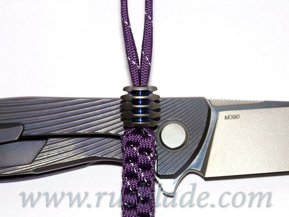 "CUSTOM Shirogorov Sinkevich Design Bead ""Shishka"""