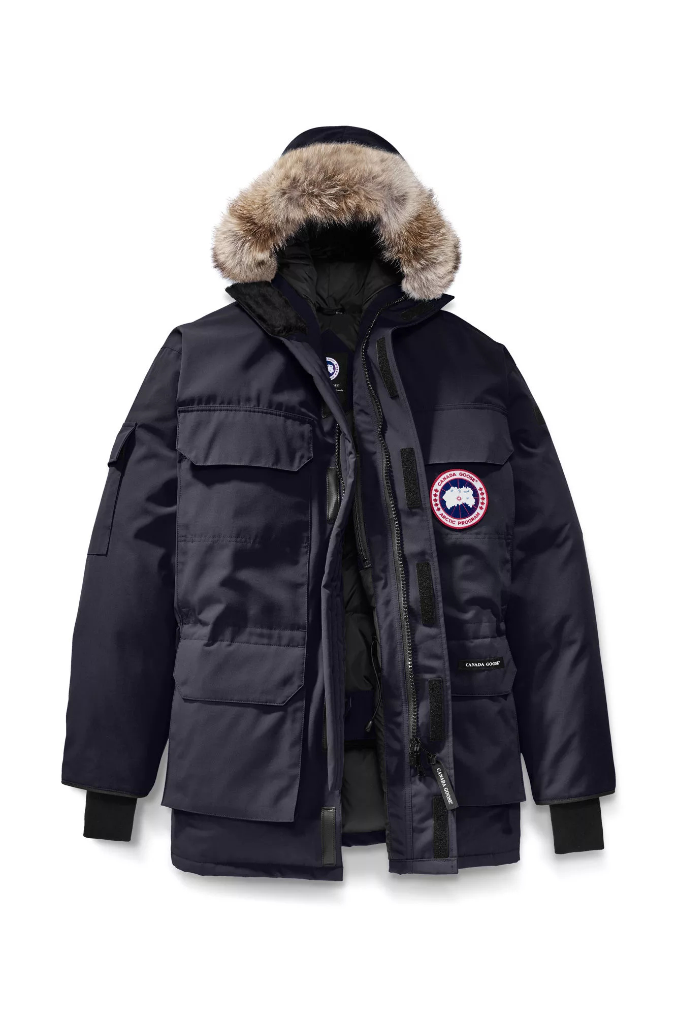EXPEDITION PARKA DARK BLUE MEN'S 4568