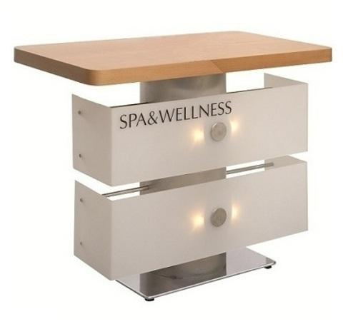 Стол администратора Panda Spa&Wellness