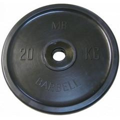 Диск Barbell Euro-Classic 1.25 кг (51 мм)