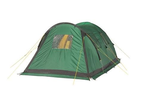 палатка кемпинговая Alexika GRAND TOWER 4 green, 520x260x178