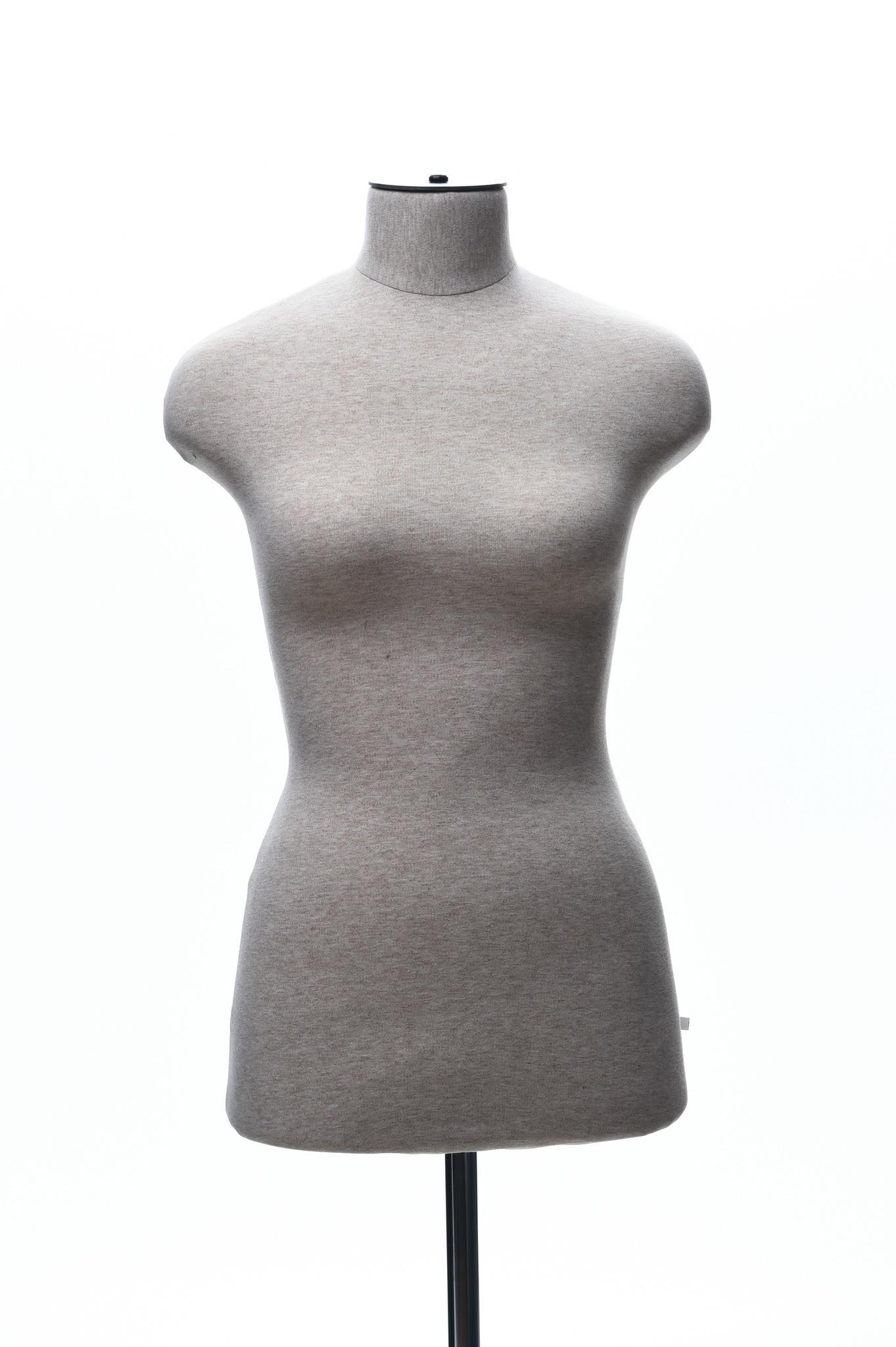 Мягкий манекен женский 46 размер (телесный цвет)